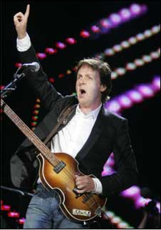 Paul mccartney - Paul mccartney madison square garden tickets ...